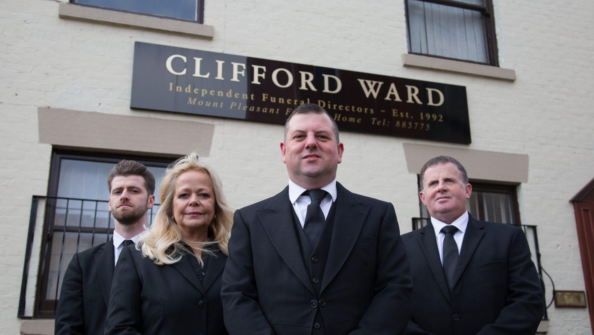 Funeral Director in Walton le Dale