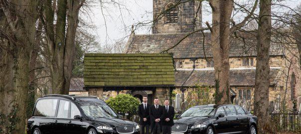 Funeral Ceremony in Heywood