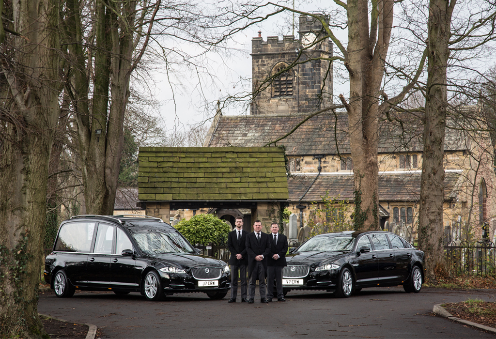 Funeral Ceremony in Heywood
